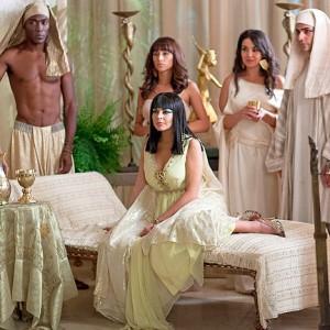 Liz & Dick (Lindsay Lohan) Cleopatra Dress