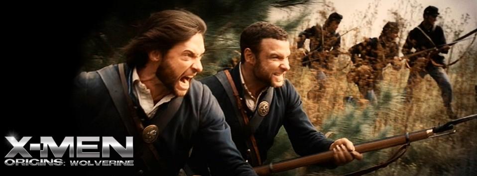 XMen Origins: Wolverine