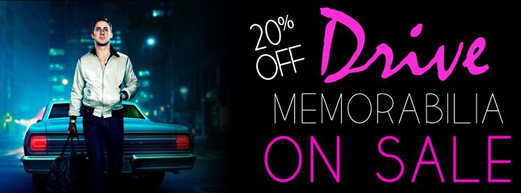 Drive Memorabilia Sale