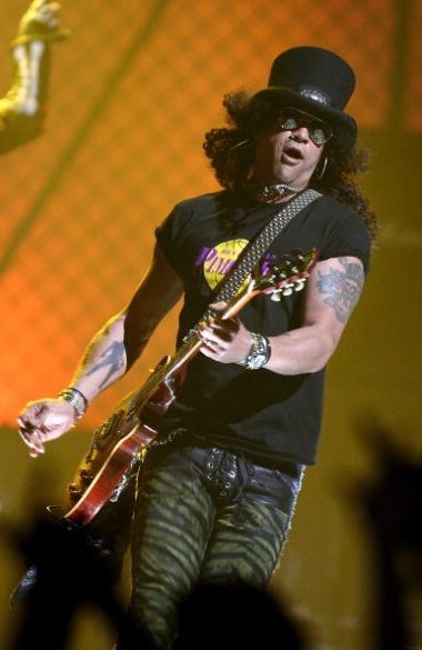 vh1 rock honors show Axl Rose and Slash   Featured items