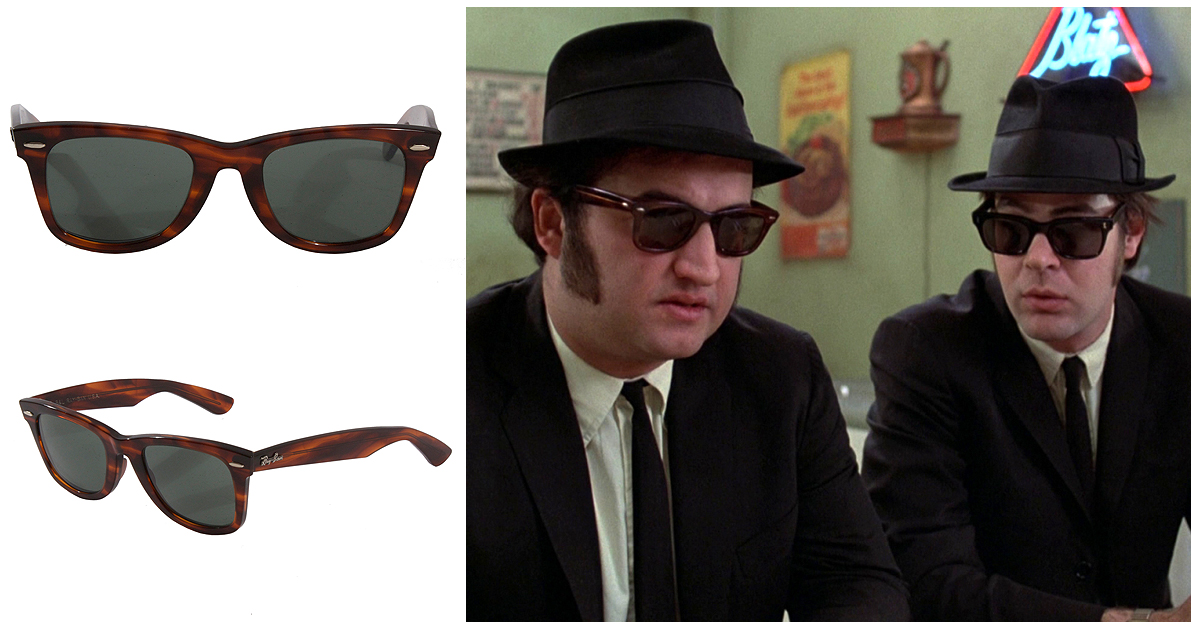 25e071872c0 Ray Ban Sunglasses Blues Brothers « Heritage Malta