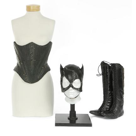 BATMAN RETURNS - Selina Kyle/Catwoman (Michelle Pfeiffer) Catwoman Costume  sc 1 st  The Golden Closet & BATMAN RETURNS - Selina Kyle/Catwoman (Michelle Pfeiffer) Catwoman ...