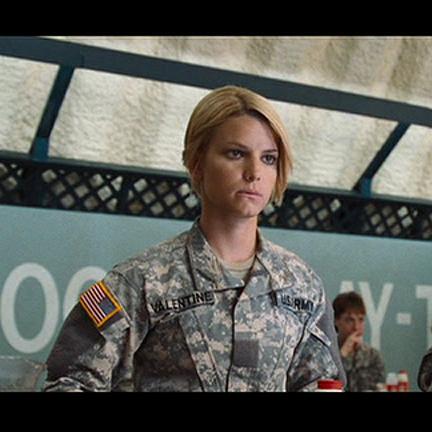 Star Army Movie Major Movie Star Megan