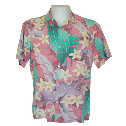BLOW - George Jung (Johnny Depp) tropical short sleeve shirt
