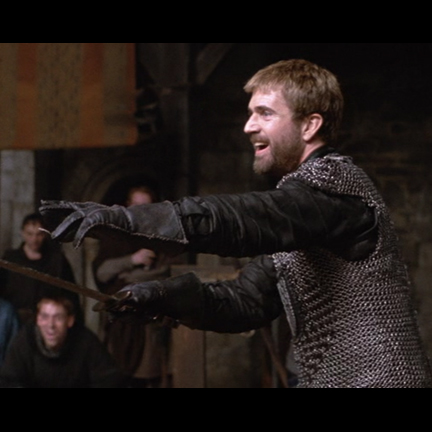 a comparison between mel gibsons directed hamlet and kenneth branaghs directed hamlet Franco zeffirelli directs his third shakespeare adaptation (after romeo and juliet and otello) with this film version of the tragedy +hamlet the titular prince of denmark (mel gibson), returns.