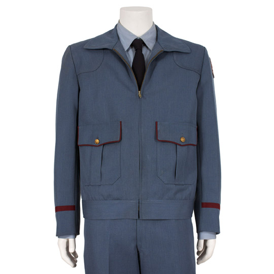 Postal Worker Uniform 121