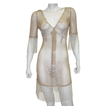 Circus Music Video Britney Spears Sequined Dress The Golden Closet