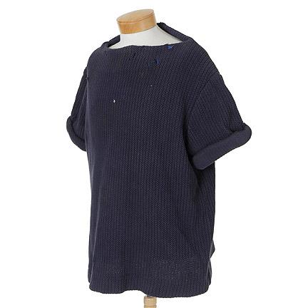 POPEYE - Bluto (Paul L. Smith) Signature Blue Cable Knit ...