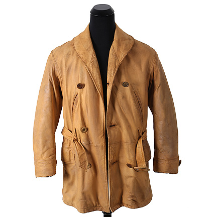 LEGENDS OF THE FALL - Tristan Ludlow (Brad Pitt) leather work coat ...