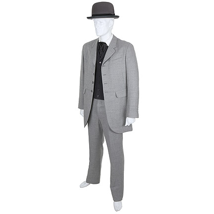 django unchained dr king shultz christoph waltz signature costume