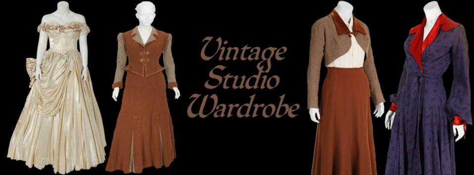 Vintage Studio Wardrobe