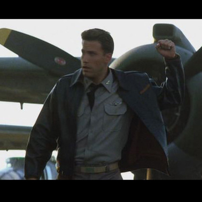 Pearl Harbor Rafe Mccawley Ben Affleck Army Air Corps Pilot Summer Uniform The Golden Closet