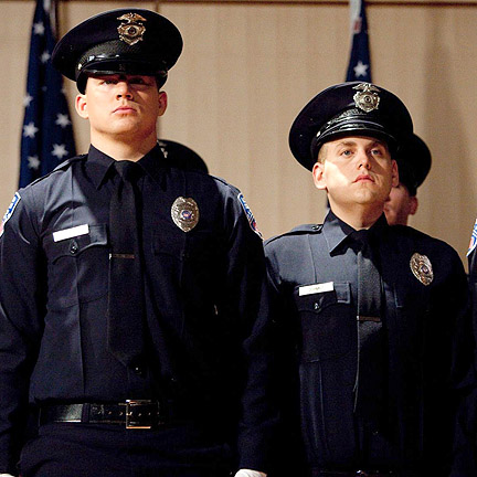 21 JUMP STREET - Greg Jenko (Channing Tatum) Police Academy uniform | The Golden Closet  sc 1 st  The Golden Closet & 21 JUMP STREET - Greg Jenko (Channing Tatum) Police Academy uniform ...