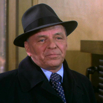 """THE FIRST DEADLY SIN - Edward Delaney (Frank Sinatra) Signature """"Jay Lord""""  fedora  7964963fb21"""