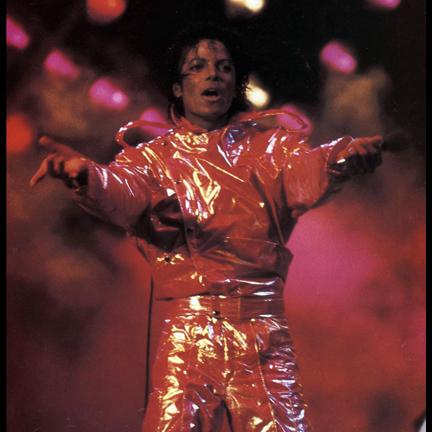 michael jackson custom tear away jumpsuit worn in 1984