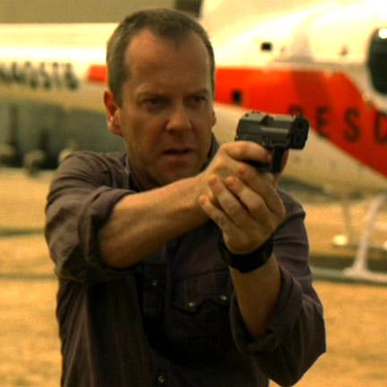 24 - Seasons 4 - 5 - 6 - Jack Bauer (Kiefer Sutherland) MTM