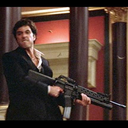 Scarface Tony Montana Al Pacino Scarface Tony Montana Al Pacino