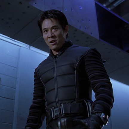 The One Gabriel Yulaw Jet Li Complete Costume The