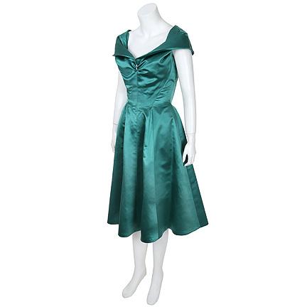 RING OF FIRE - June Carter Cash (Jewel Kilcher) Emerald ... June Carter Dress