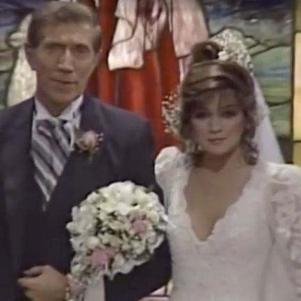 One Day At A Time Barbara Cooper Valerie Bertinelli Wedding Gown Item T0829